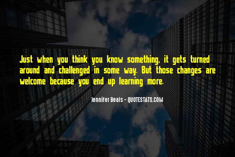 Jennifer Beals Quotes #1142992
