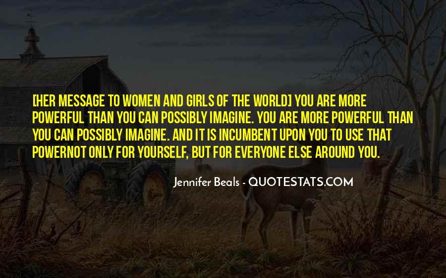 Jennifer Beals Quotes #1191198
