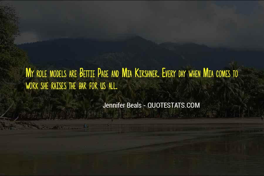 Jennifer Beals Quotes #12610