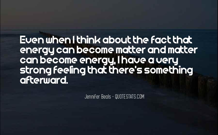 Jennifer Beals Quotes #1616659