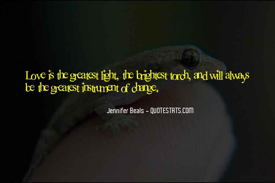 Jennifer Beals Quotes #1739948