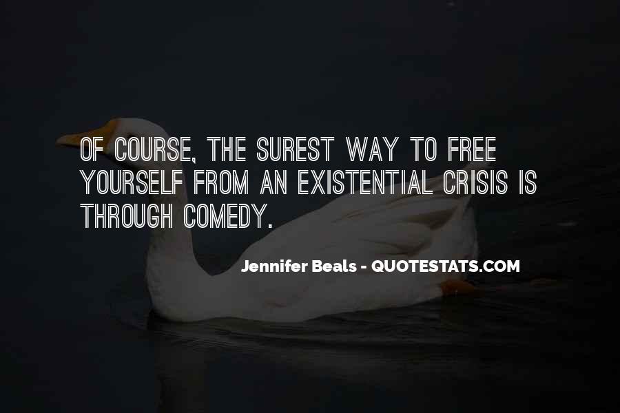 Jennifer Beals Quotes #1835501