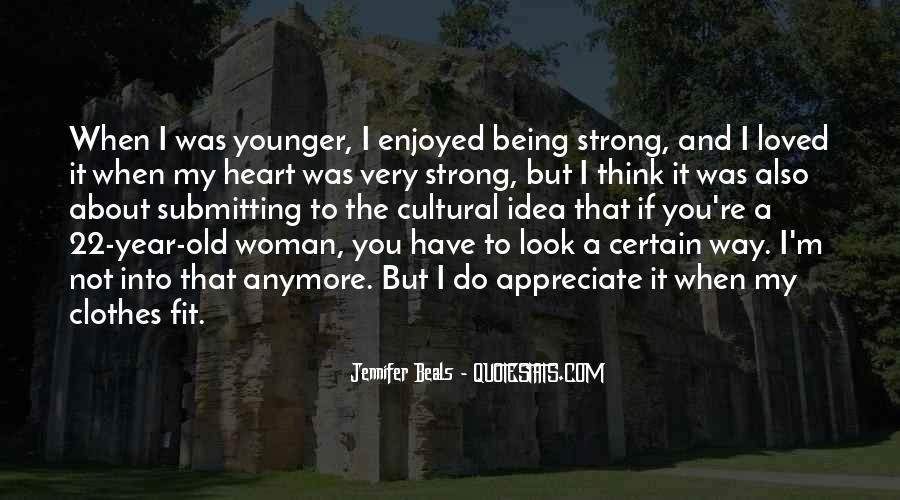 Jennifer Beals Quotes #1871901