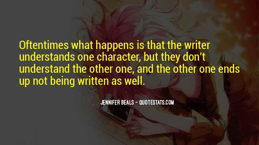 Jennifer Beals Quotes #21428