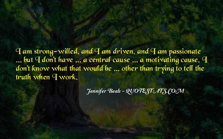 Jennifer Beals Quotes #304768