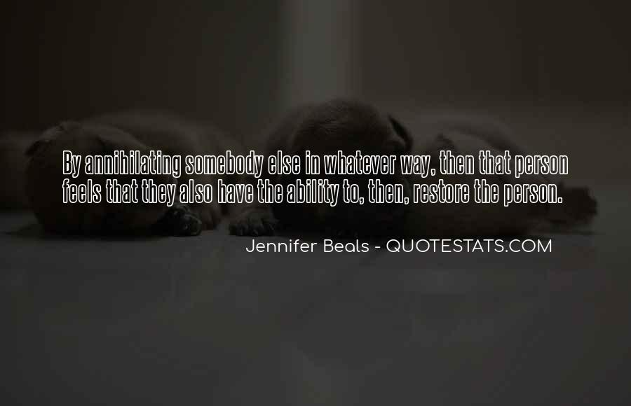 Jennifer Beals Quotes #344611
