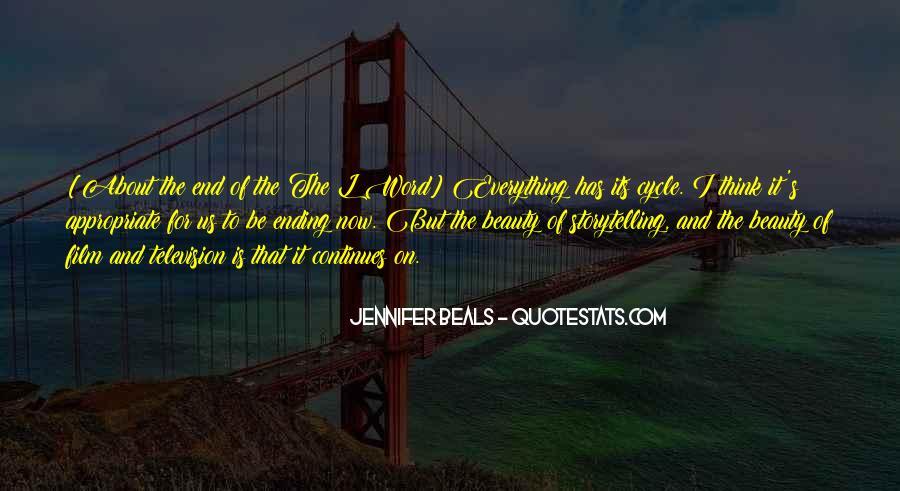 Jennifer Beals Quotes #412014