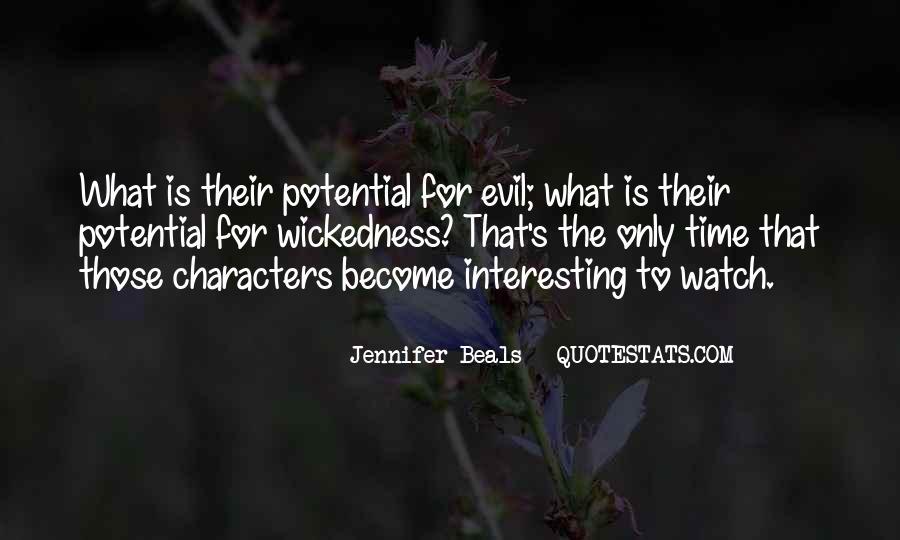 Jennifer Beals Quotes #558343