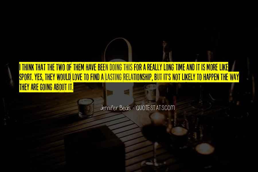 Jennifer Beals Quotes #621206