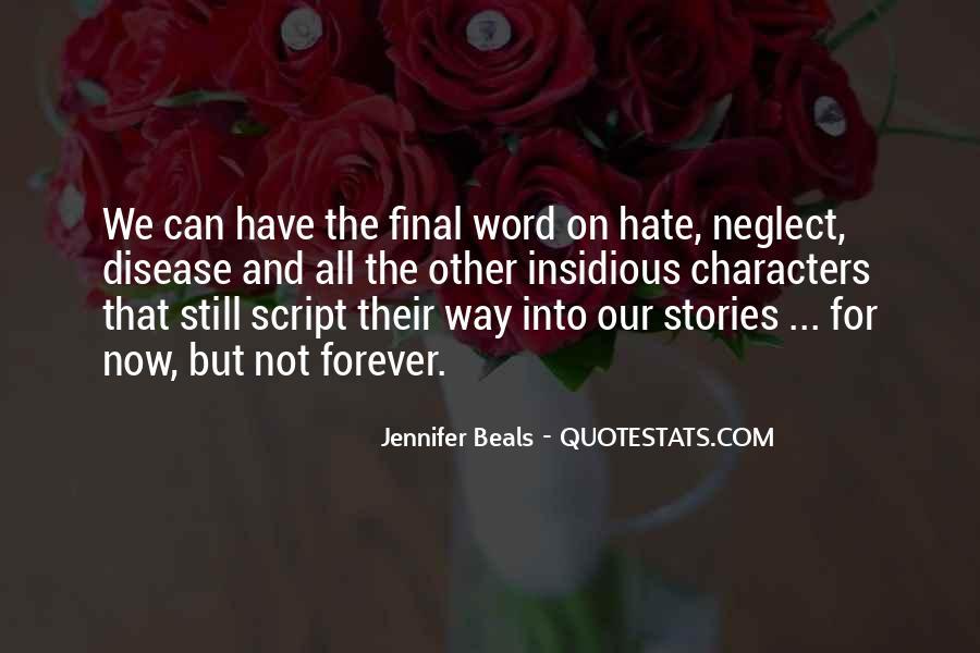 Jennifer Beals Quotes #782077