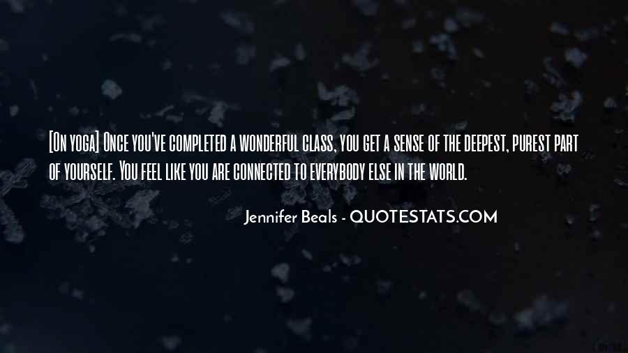 Jennifer Beals Quotes #97495