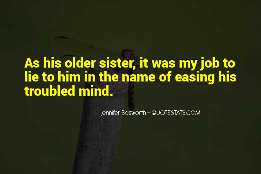 Jennifer Bosworth Quotes #1033889