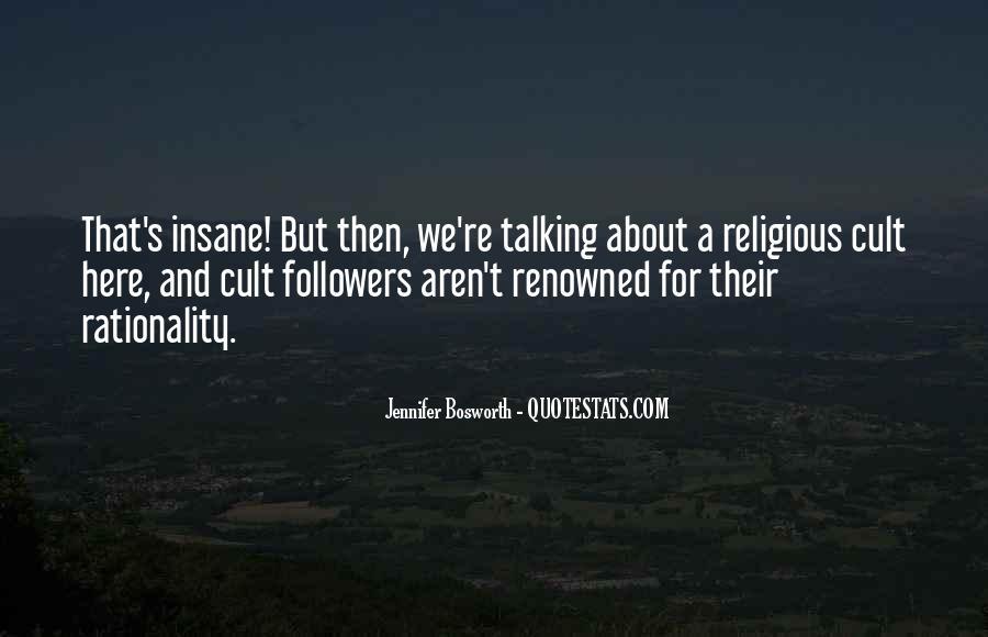 Jennifer Bosworth Quotes #1375698