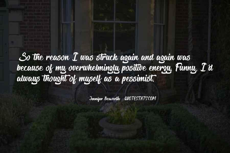 Jennifer Bosworth Quotes #1449848