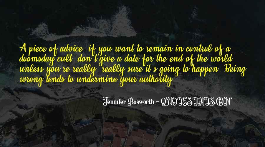 Jennifer Bosworth Quotes #1459985