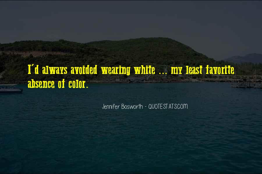 Jennifer Bosworth Quotes #867637