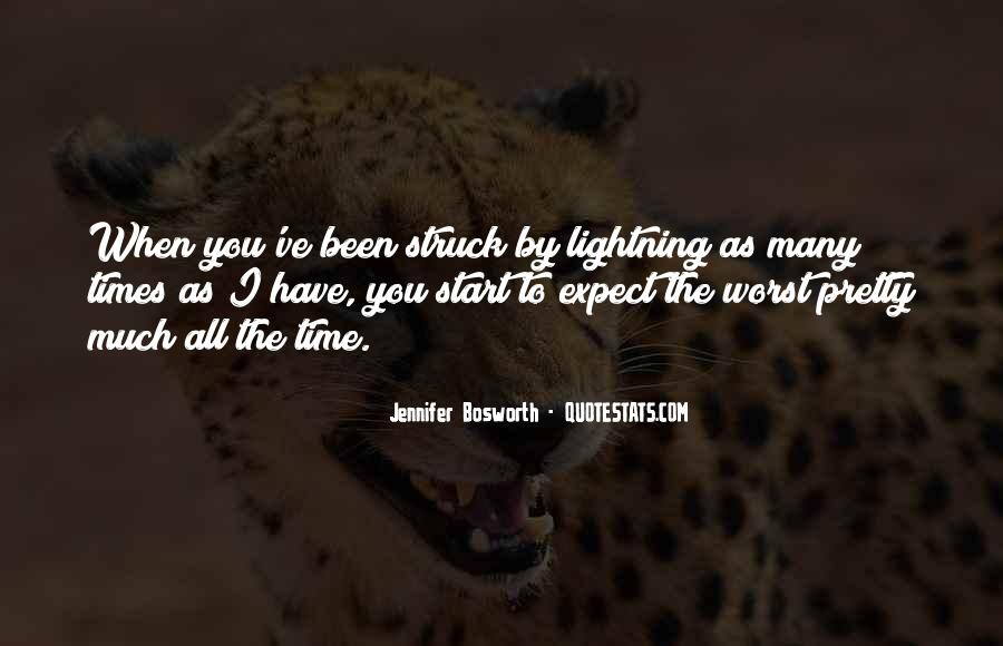 Jennifer Bosworth Quotes #955444