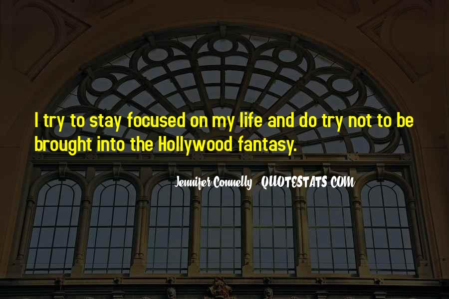 Jennifer Connelly Quotes #129894