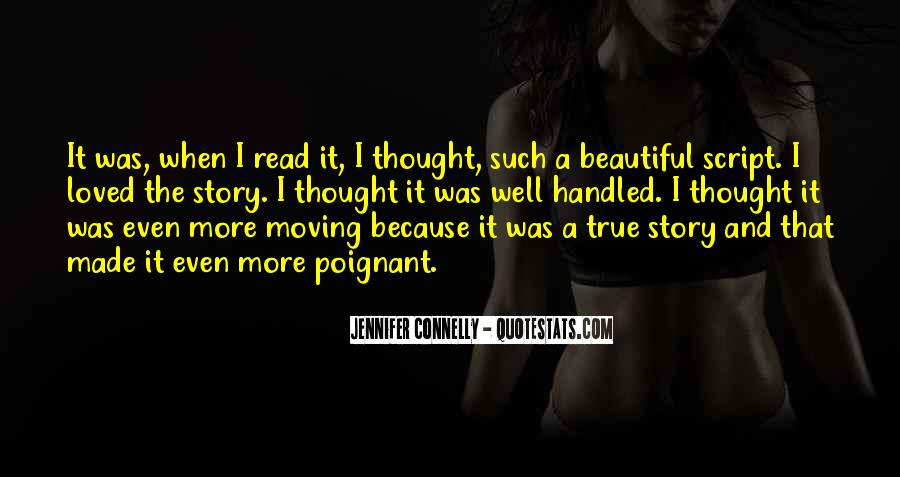 Jennifer Connelly Quotes #493996