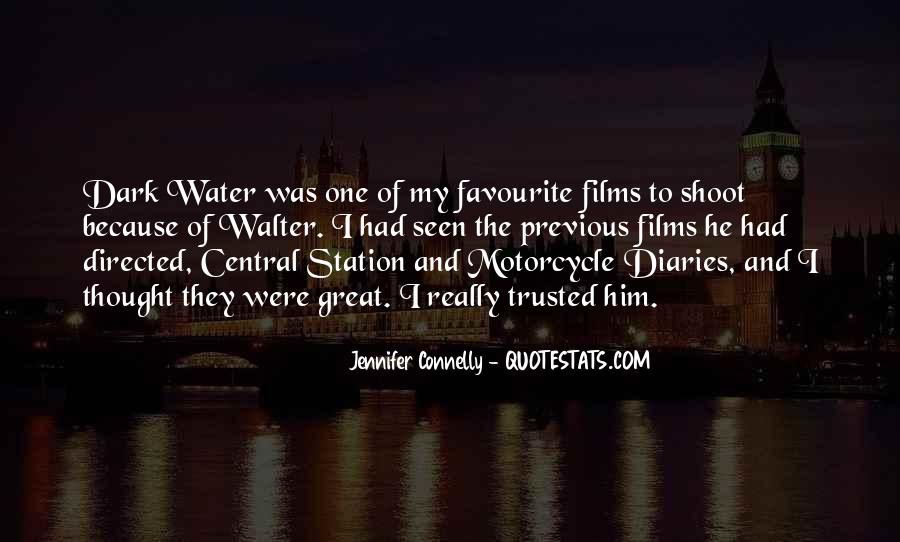 Jennifer Connelly Quotes #93323