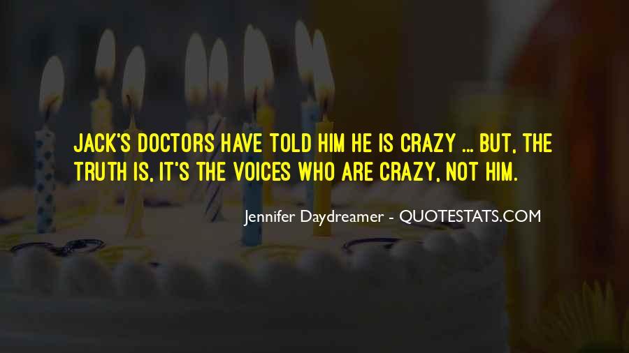 Jennifer Daydreamer Quotes #1591799
