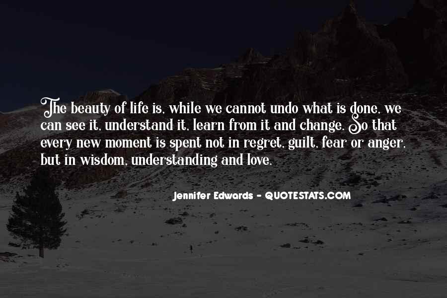 Jennifer Edwards Quotes #8331