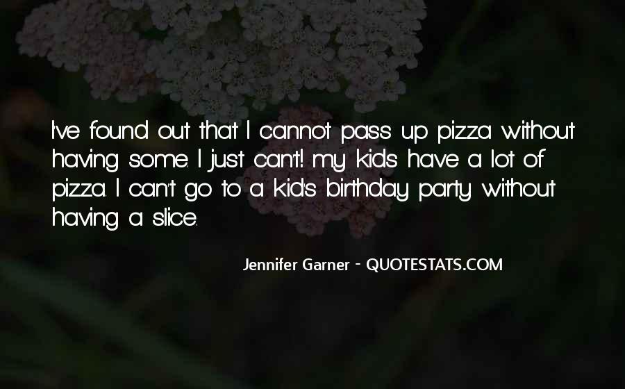 Jennifer Garner Quotes #1065653