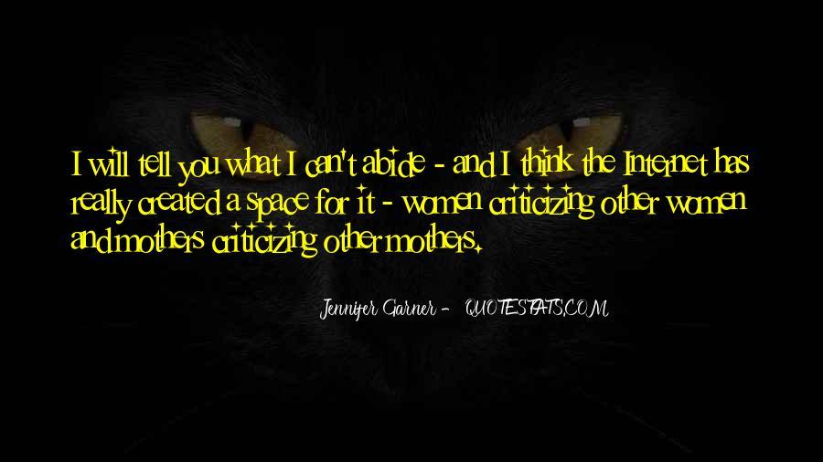 Jennifer Garner Quotes #1473858