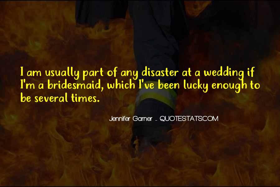 Jennifer Garner Quotes #1481916