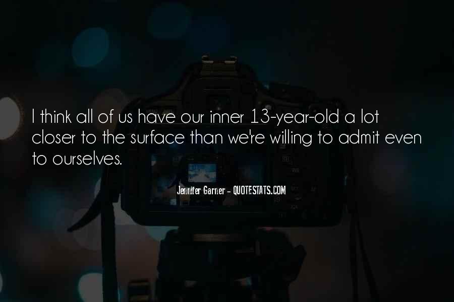 Jennifer Garner Quotes #1487417