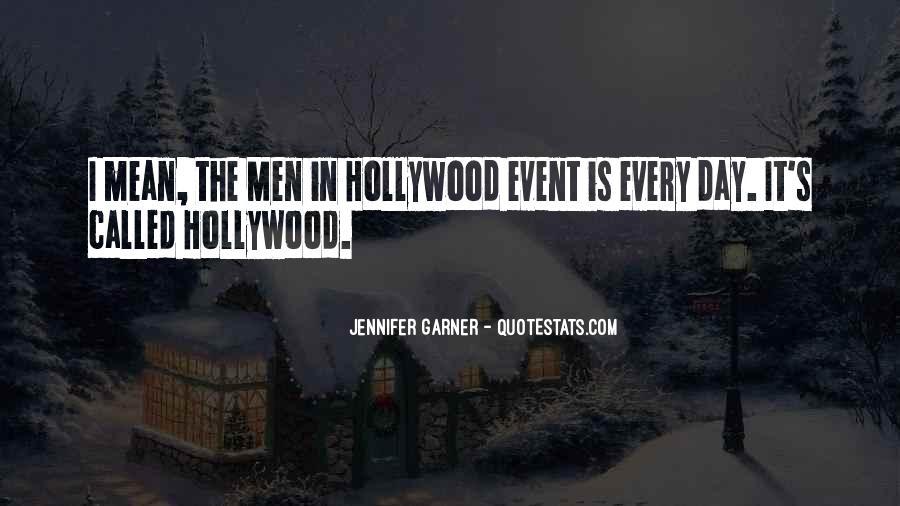 Jennifer Garner Quotes #159379