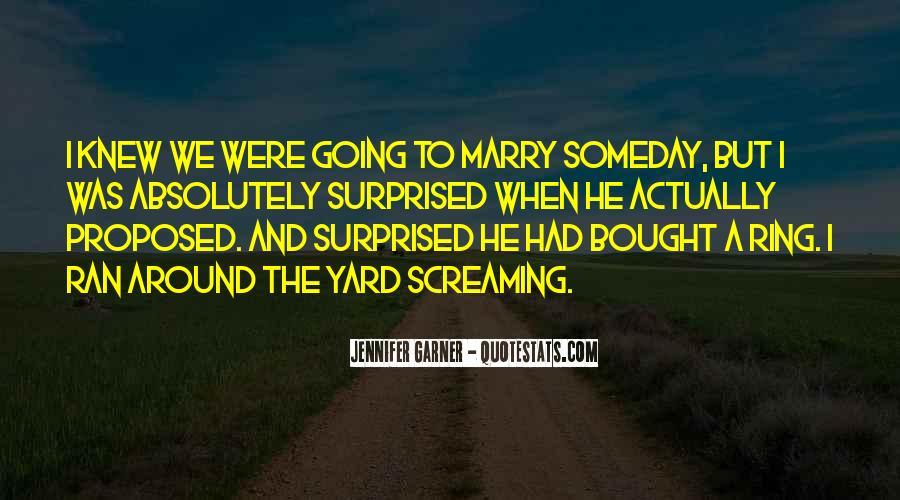 Jennifer Garner Quotes #1868894
