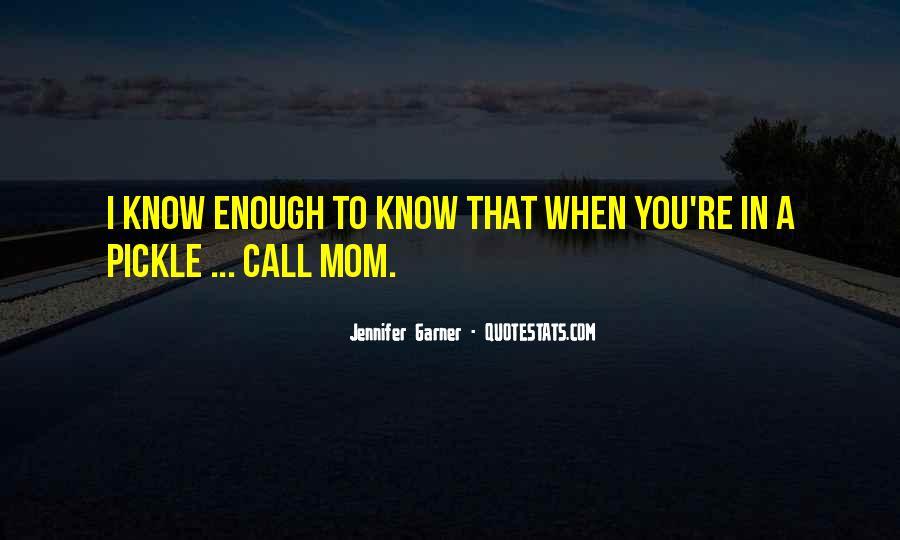 Jennifer Garner Quotes #29864