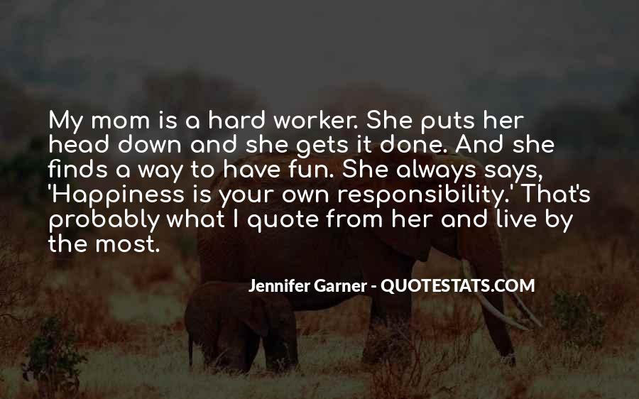 Jennifer Garner Quotes #474507