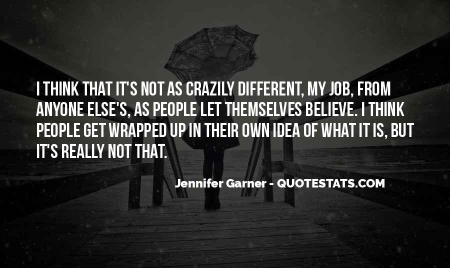 Jennifer Garner Quotes #741241