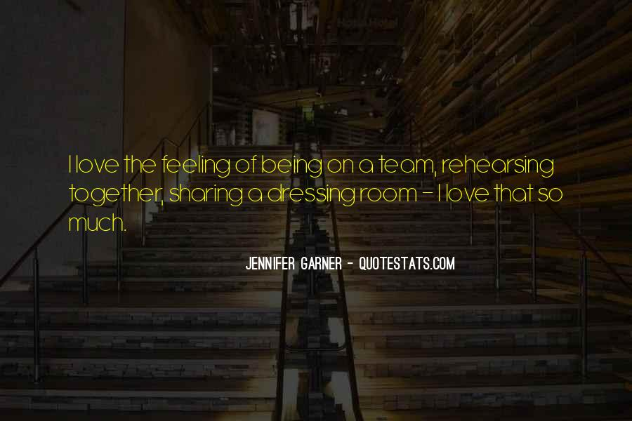 Jennifer Garner Quotes #784178