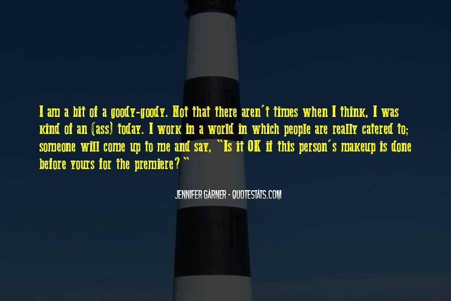 Jennifer Garner Quotes #82714