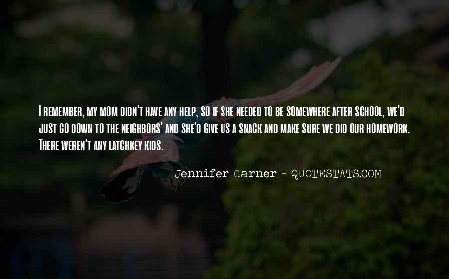 Jennifer Garner Quotes #835069
