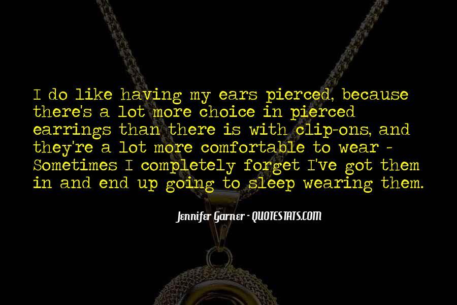 Jennifer Garner Quotes #950332
