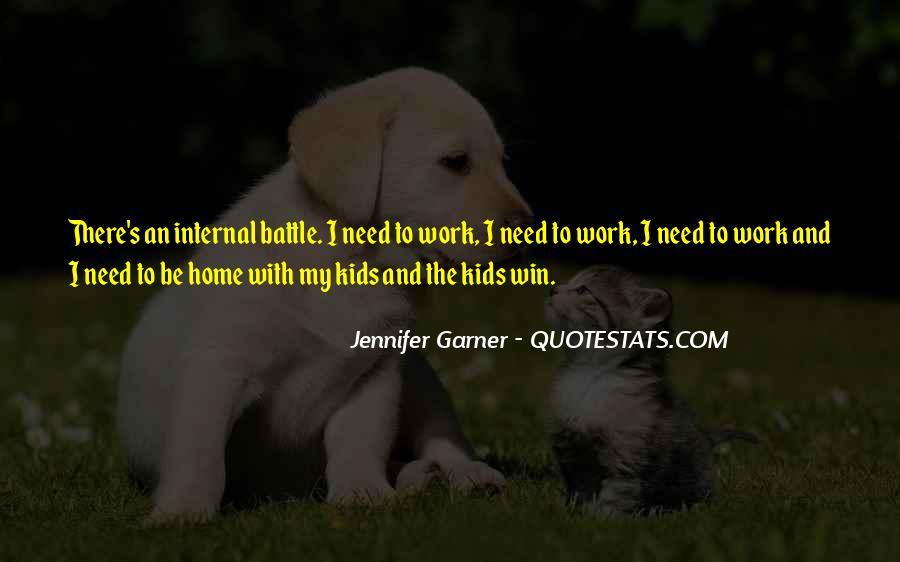 Jennifer Garner Quotes #97964