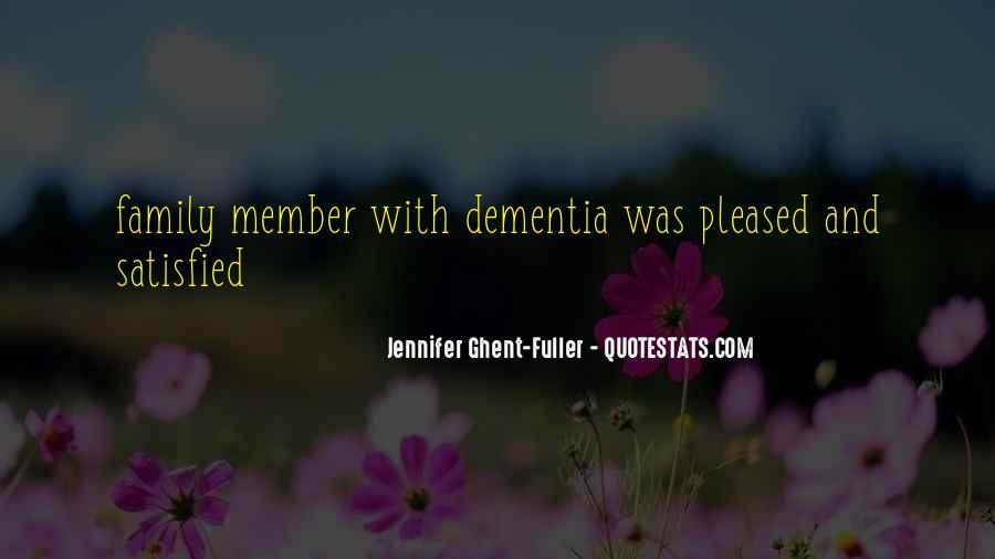 Jennifer Ghent-Fuller Quotes #1678558