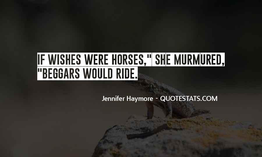 Jennifer Haymore Quotes #1550928