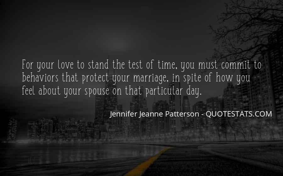 Jennifer Jeanne Patterson Quotes #1701390