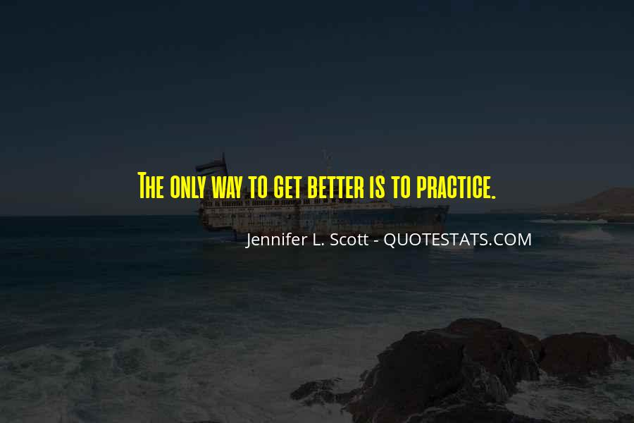 Jennifer L. Scott Quotes #1109702