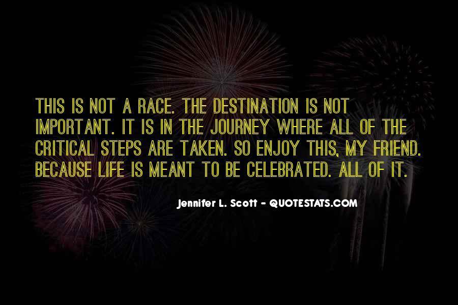 Jennifer L. Scott Quotes #1815254