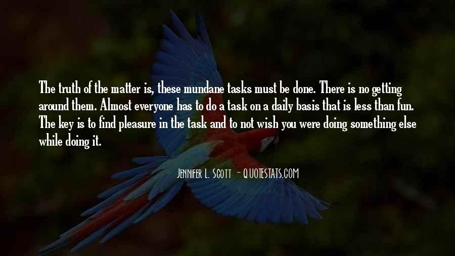 Jennifer L. Scott Quotes #349945