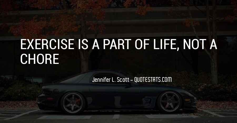 Jennifer L. Scott Quotes #429729