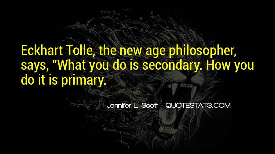 Jennifer L. Scott Quotes #439238