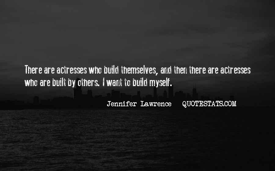 Jennifer Lawrence Quotes #1198217