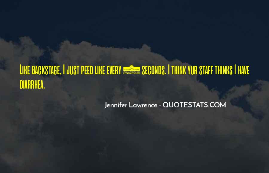 Jennifer Lawrence Quotes #1198660